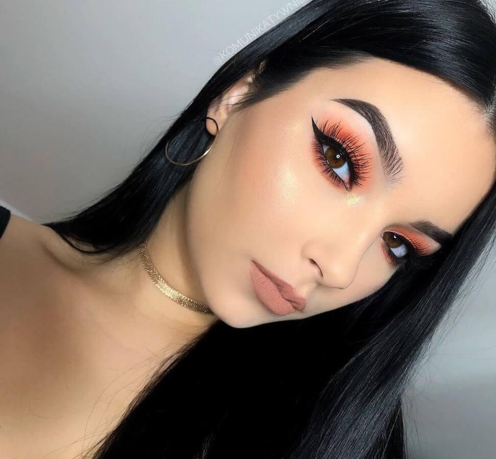 45 Brown Eye Makeup Looks You Should Definitely See – BelleTag