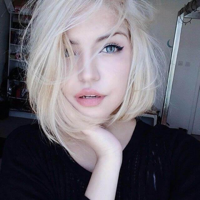 You fuck blonde with pale skin off jill