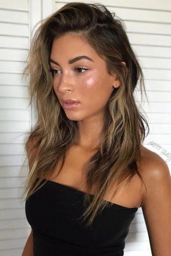 30 Hair Colors For Deep And Dark Skin Tones Belletag