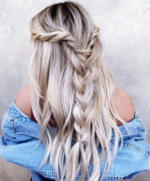 Relaxed braid for bohemian types
