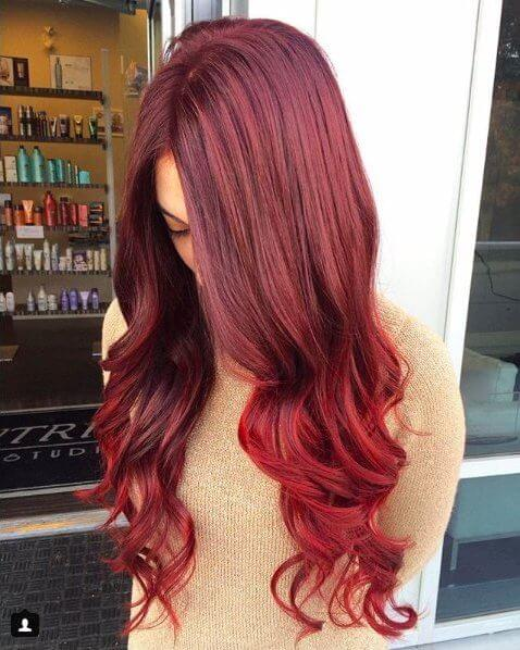 45 Most Beautiful Auburn Hair Color Ideas Belletag