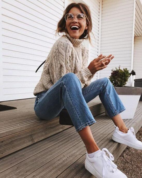 Knits are Cozy