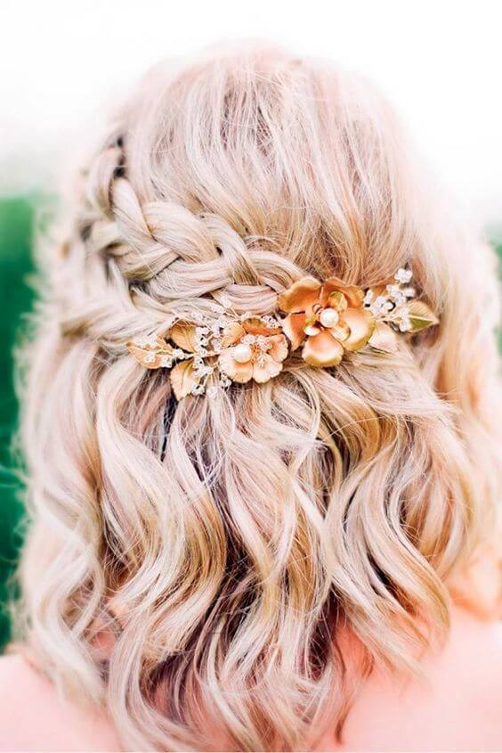 Curls and Hair Accessories