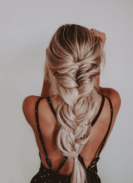 Messy and Large Braid