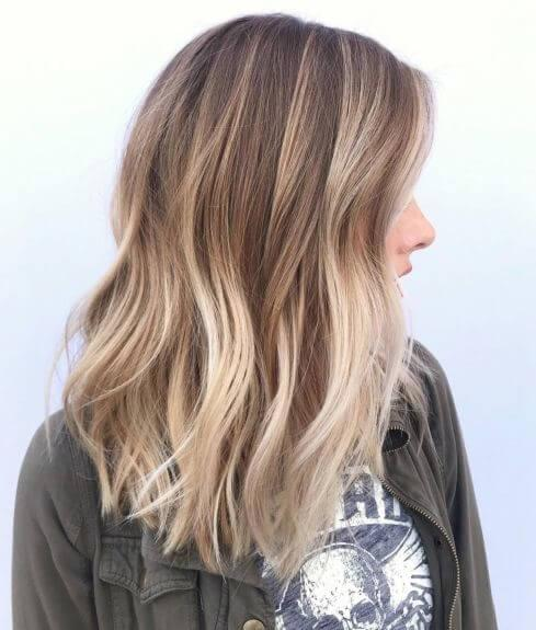 Neutral Balayage