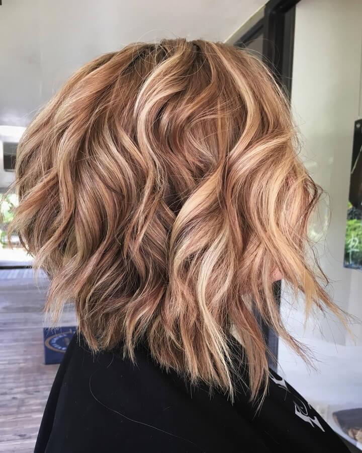 Blonde-Red
