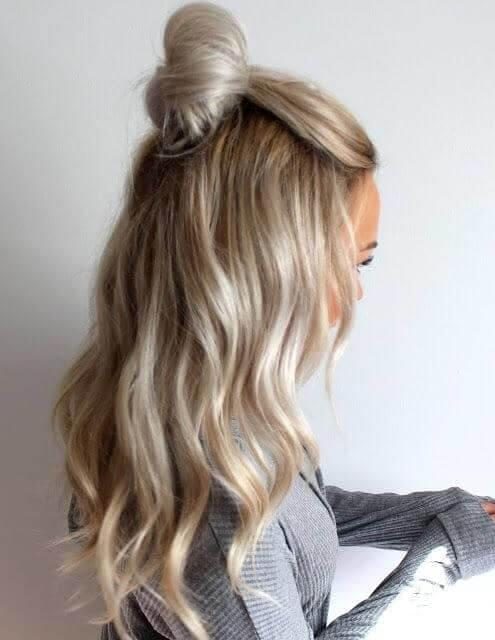 Ice Blonde Highlights