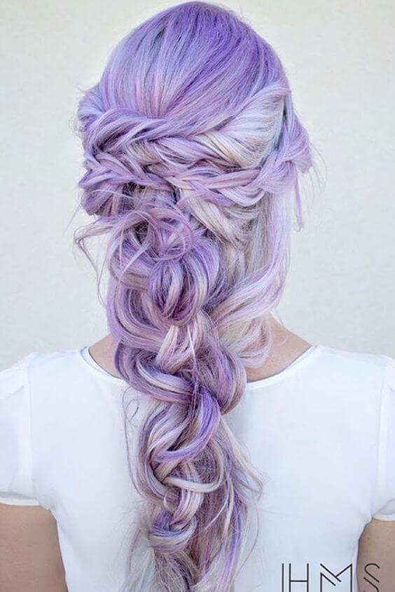 Cotton Candy Lilac