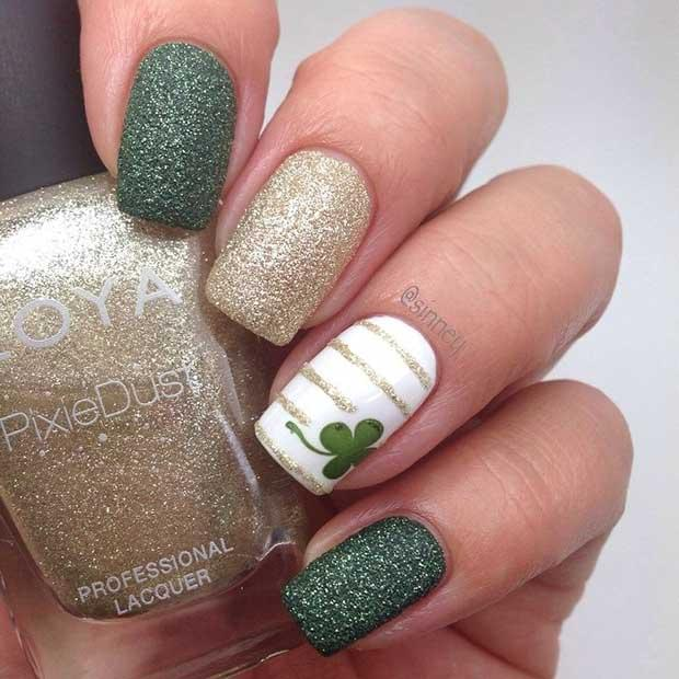 Glitters and Clovers
