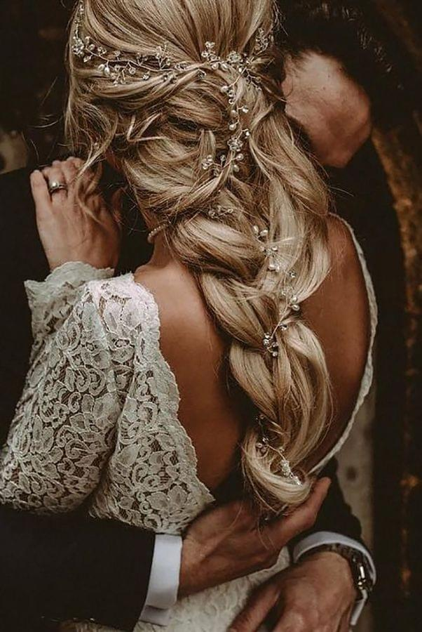 Long Braid with Details
