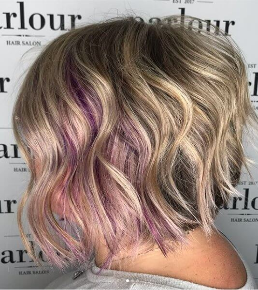 Lilac Highlights