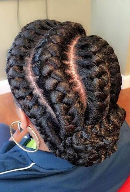 Asymmetric Braids