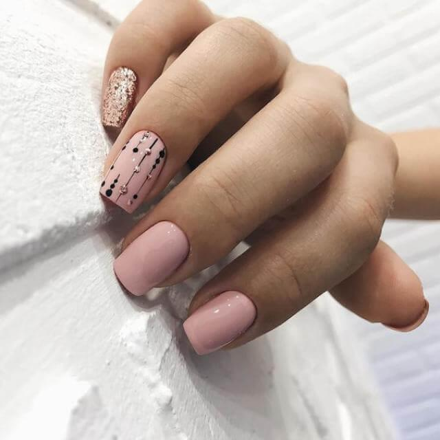 100 Most Beautiful Short Nail Designs for 2020 - BelleTag