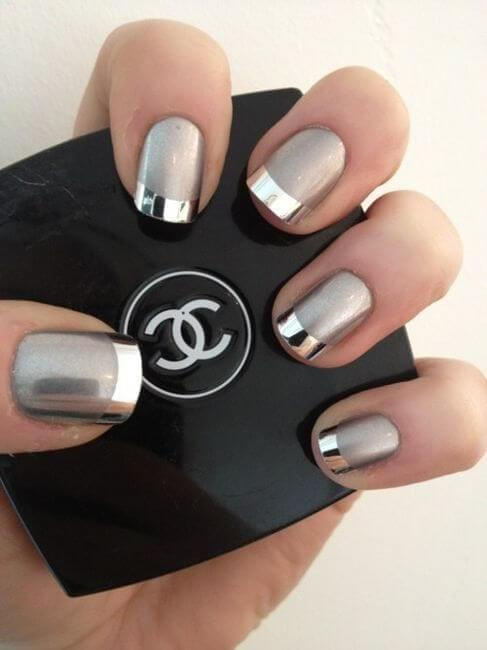 Metallic French