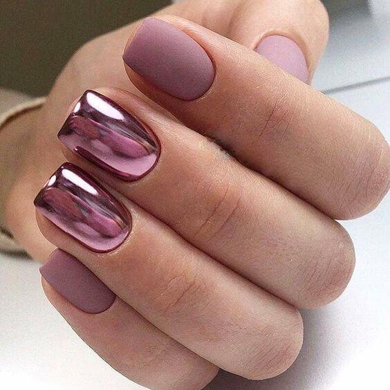 100 Most Beautiful Short Nail Designs For 2020