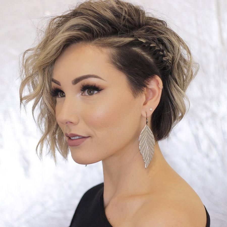 26 Impressive Undercut Bob Hair Ideas \u2013 BelleTag