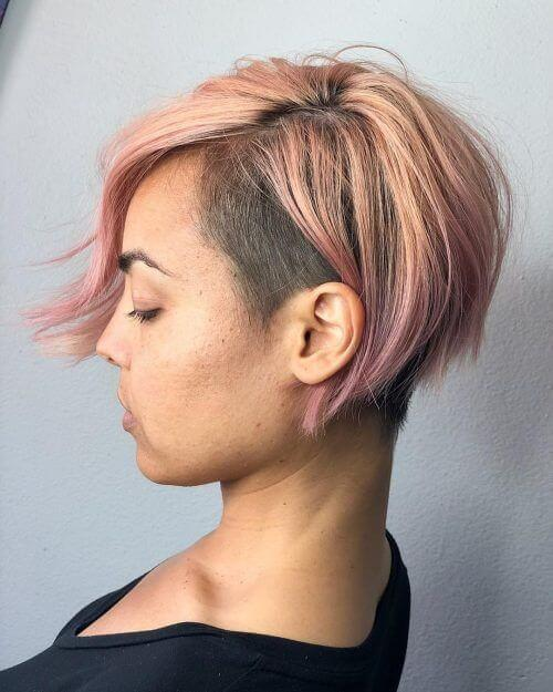 26 Impressive Undercut Bob Hair Ideas Belletag