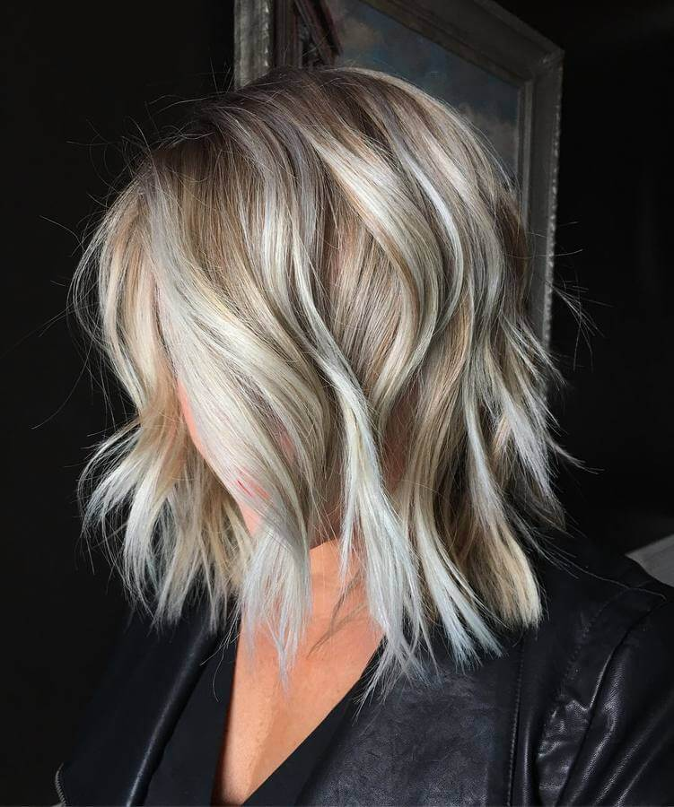 Chopped Layered Lob