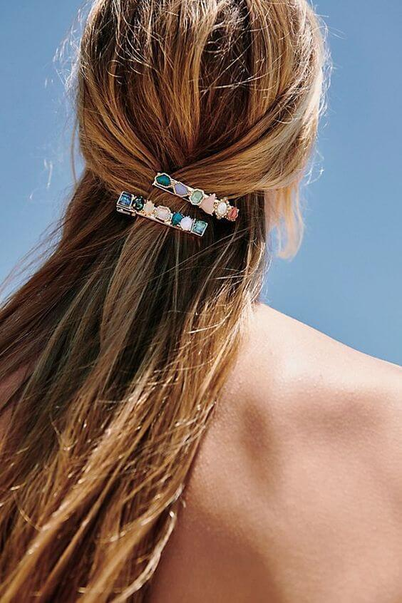 Colorful Hair Pins