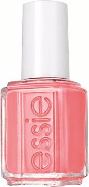 Pantone pink mixed with bright peach is a beautiful shade for those first dates or a chill night out.