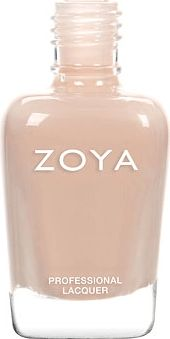 This polish has a perfect nude color that will match any skin color.