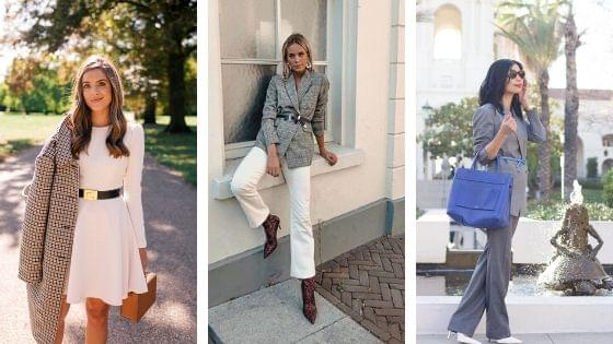 Work Outfits With An Edge 50 Best Business Looks For 2020 Belletag