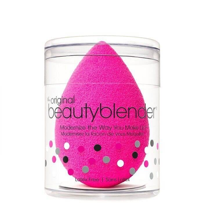 The Beauty Blender is one of the most popular makeup sponges.