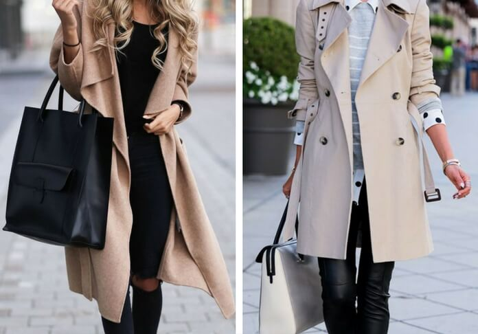 1e94f0bf6a5 15 Stylish Trench Coats To Wear This Fall – BelleTag