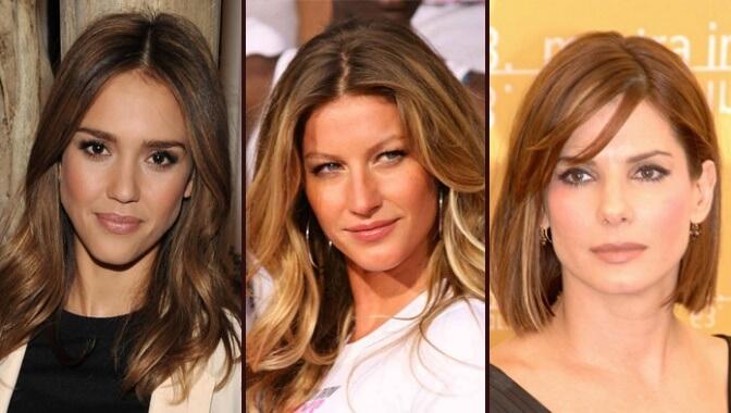 Celebrities with autumn skin undertone