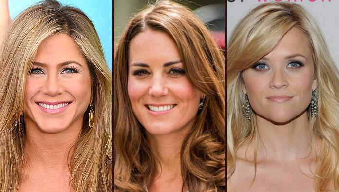 Celebrities with summer skin undertone