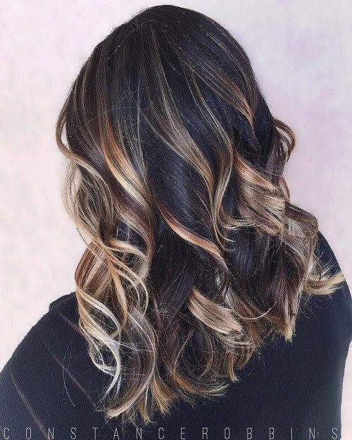 Light and dark highlights on light brown hair trendy hairstyles light and dark highlights on light brown hair pmusecretfo Choice Image
