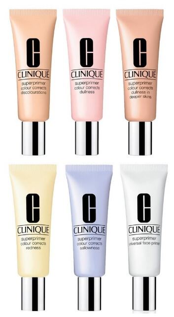 The Clinique Superprimer Universal Face Primer