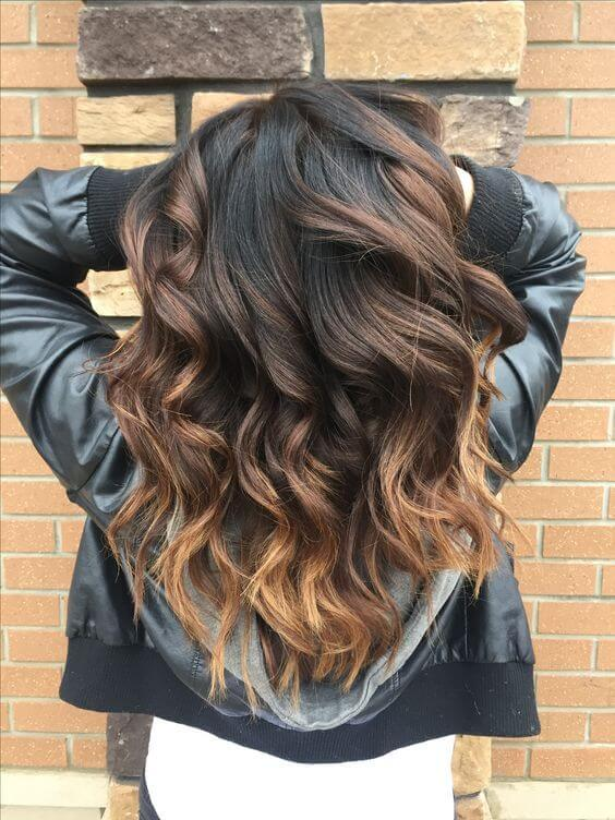 25 Best Hairstyle Ideas For Brown Hair With Highlights