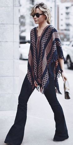 Light weight poncho.