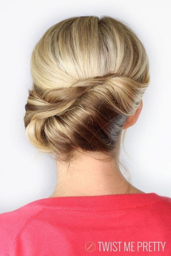 Try this versatile hairstyle on a night out, at a formal event, or just with your everyday casual look.