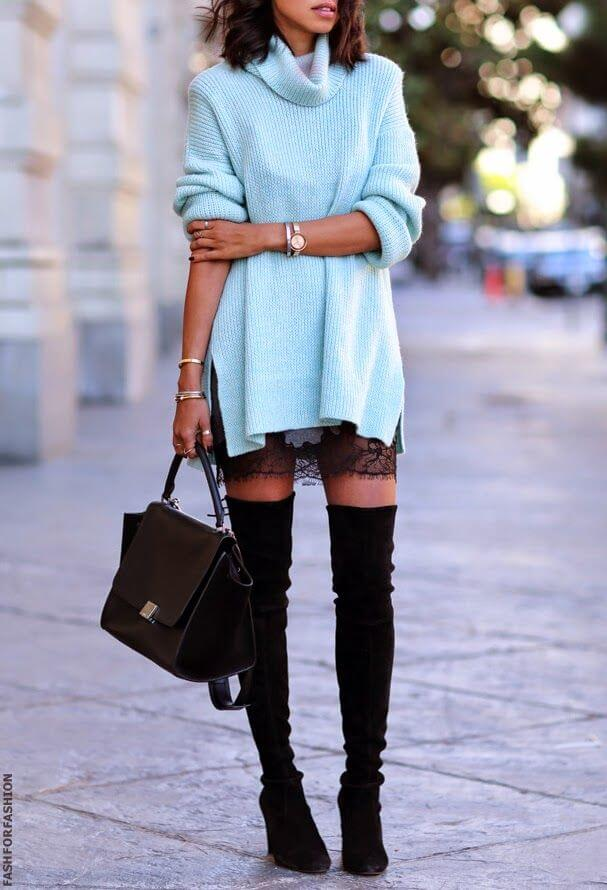 25 Oversized Sweaters For Chic Winter Style Belletag