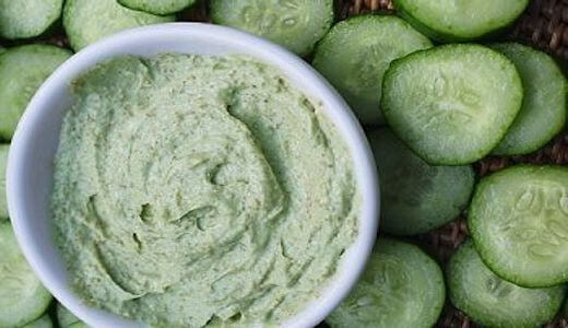 There's a reason people use cucumbers so frequently in skin care— they've got tons benefits for skin.
