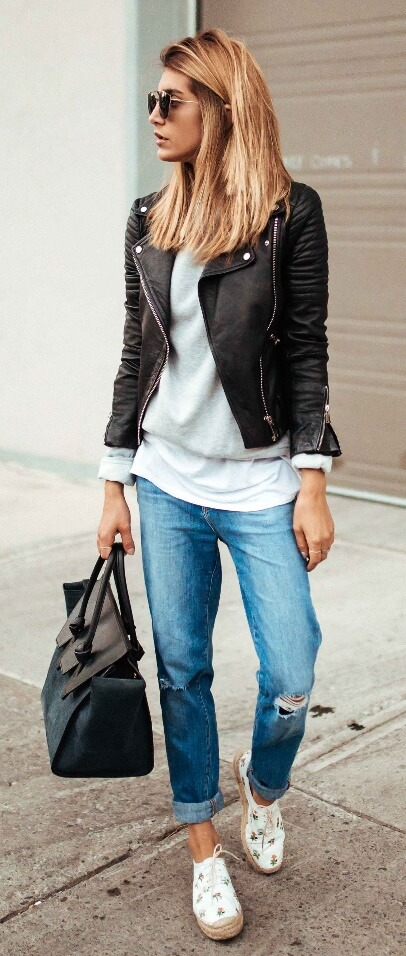 30 Outfits To Check Before Wearing Your Boyfriend Jeans