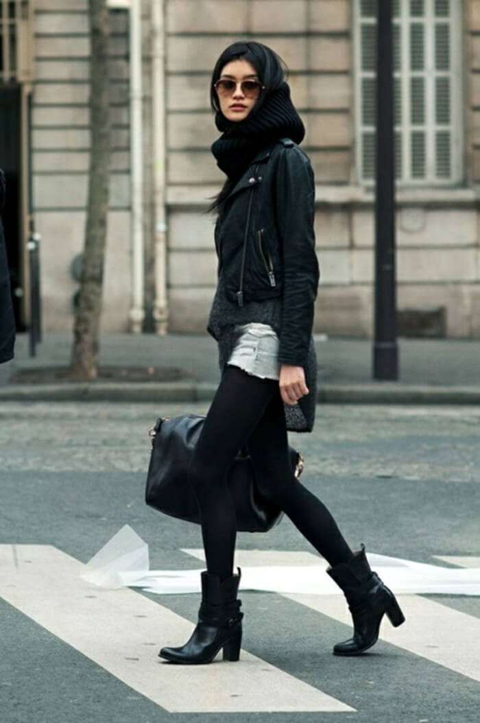 20 Stylish Winter Looks With Ankle Boots \u2013 BelleTag
