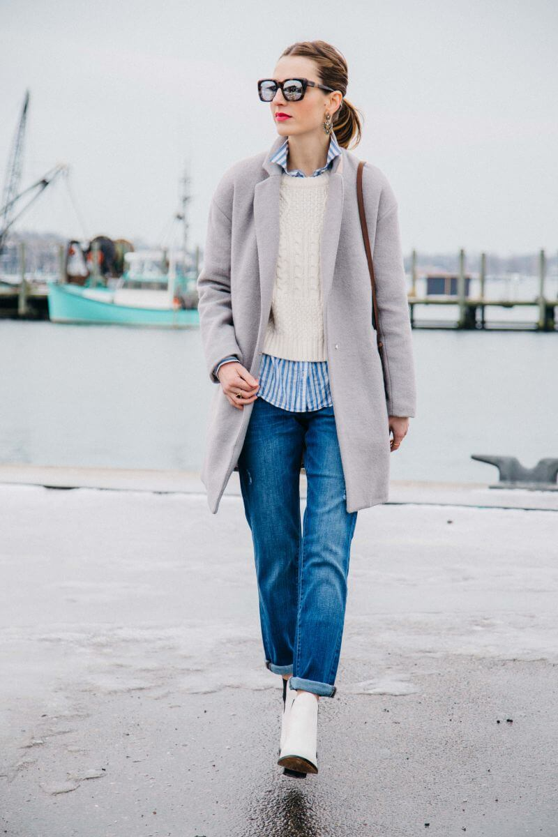 You just can't go wrong with layers.