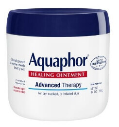 If Vaseline doesn't do much for you, consider using Aquaphor instead