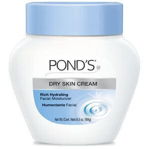 Pond's is a drugstore classic