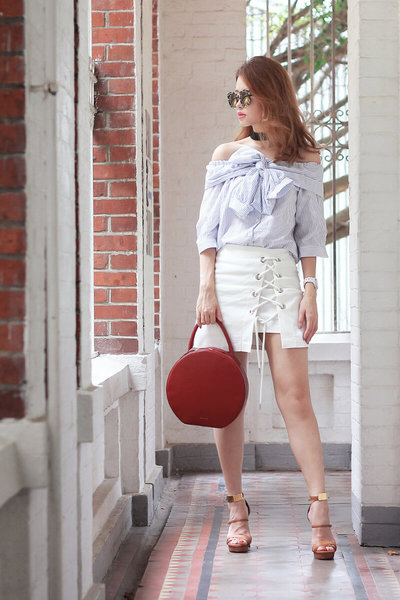 95d33c5e2c4 Lace-Up Trend Ideas For The Summer  Tips And Looks With Tied Up ...
