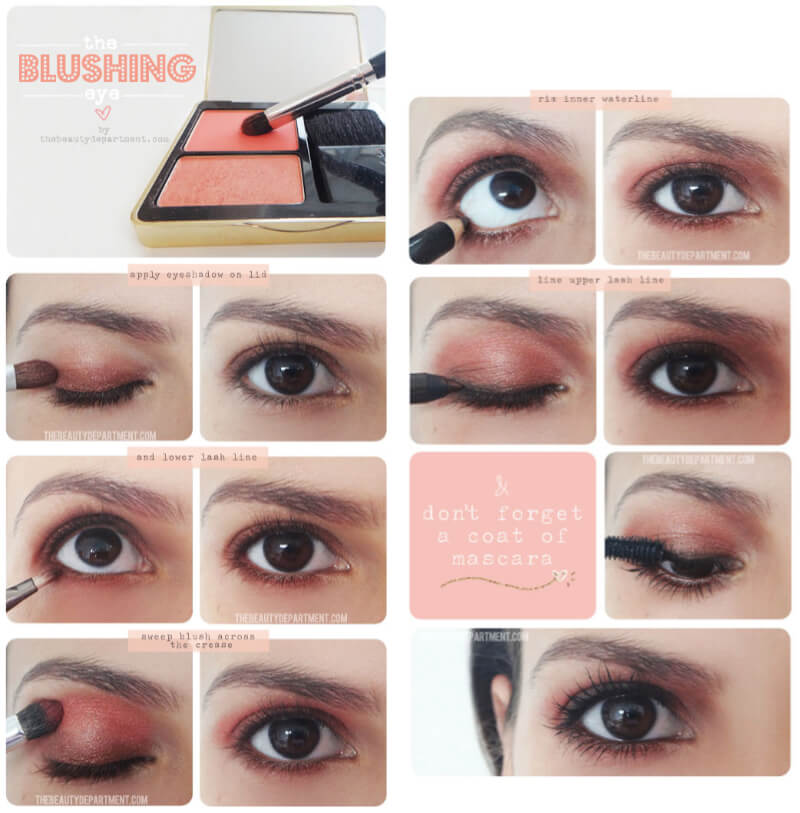 Ways to do makeup for brown eyes