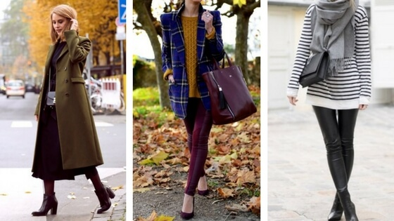 20 Great Fall Outfits- What To Wear For Fall With the hot summer days giving way to cool fall weather, we'll show you the latest autumn trends. From boots to blazers, fresh outerwear trends and beyond, fall is filled with plenty of layering opportunities for fashion girls to have fun with.