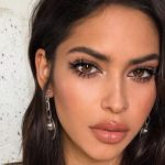 The most beautiful summer makeup ideas for brunettes with dark skin. With good shade, right lipstick color, woman featuring darker skin tones can look amazing.