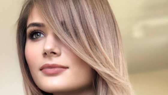 Beautiful Hairstyles With Side Swept Bangs For Long Hair. Plenty Of Ideas  How To