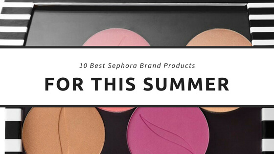 Sephora top must-have beauty products to get you covered for your most summer needs. The collection includes face powders, face masks, lips stains and more.
