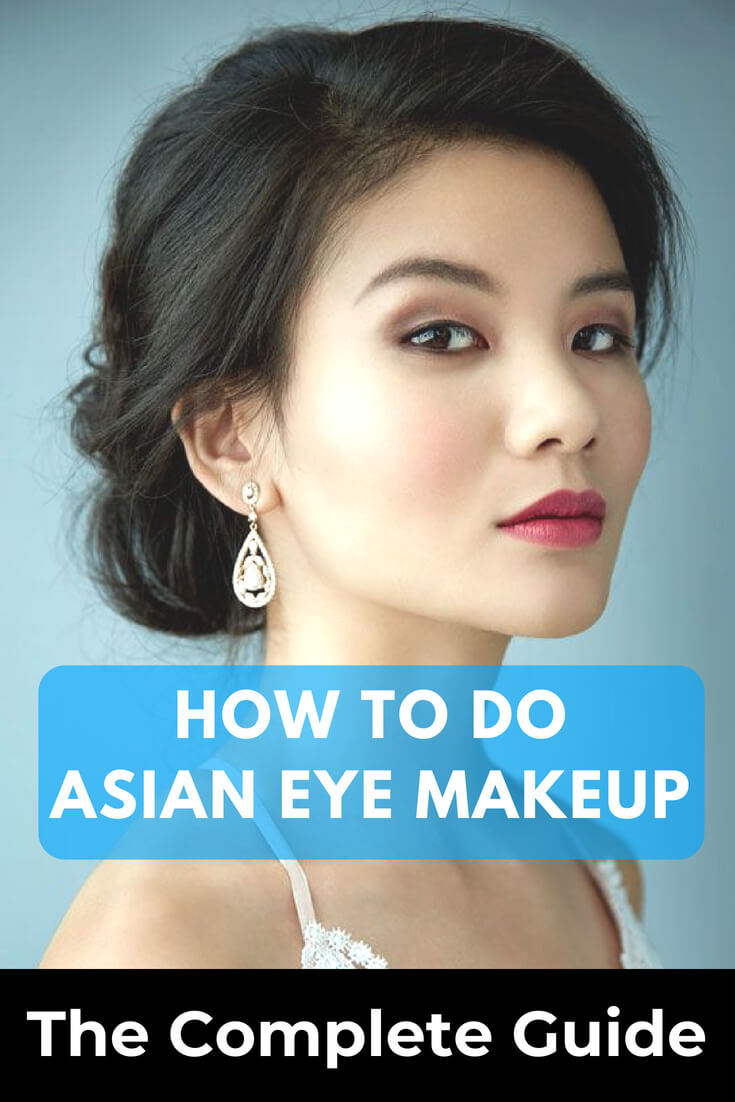 How To Do Asian Eye Makeup