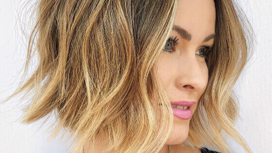 30 Haircut Inspirations For 2019: 30 Shaggy Bob Haircut Ideas